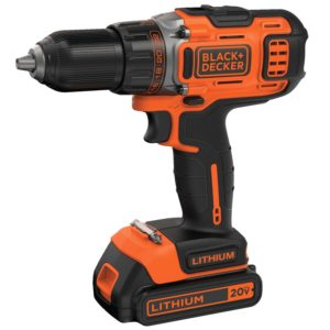 the best 20v cordless drill