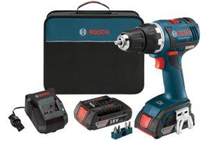 Bosch 18v brushless drill