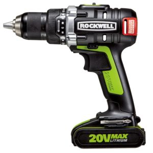 Rockwell Brushless Drill