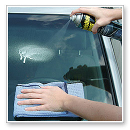 How To Get Water Marks Off Car Windows