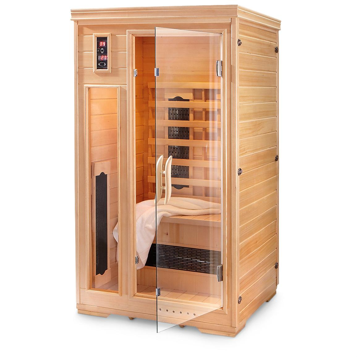 5 best infrared saunas with reviews 2017. Black Bedroom Furniture Sets. Home Design Ideas