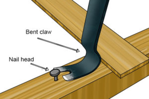 removing-nails-using-a-pry-bar
