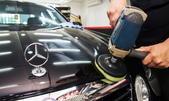 Best Car Polishing Kit