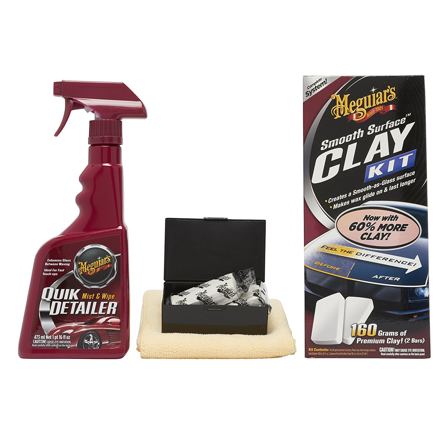 5 Best Clay Bar Kits For Your Car With Reviews - 2017
